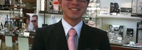 彼こそ第一級の人材、メガネの荒木・菅原さん
