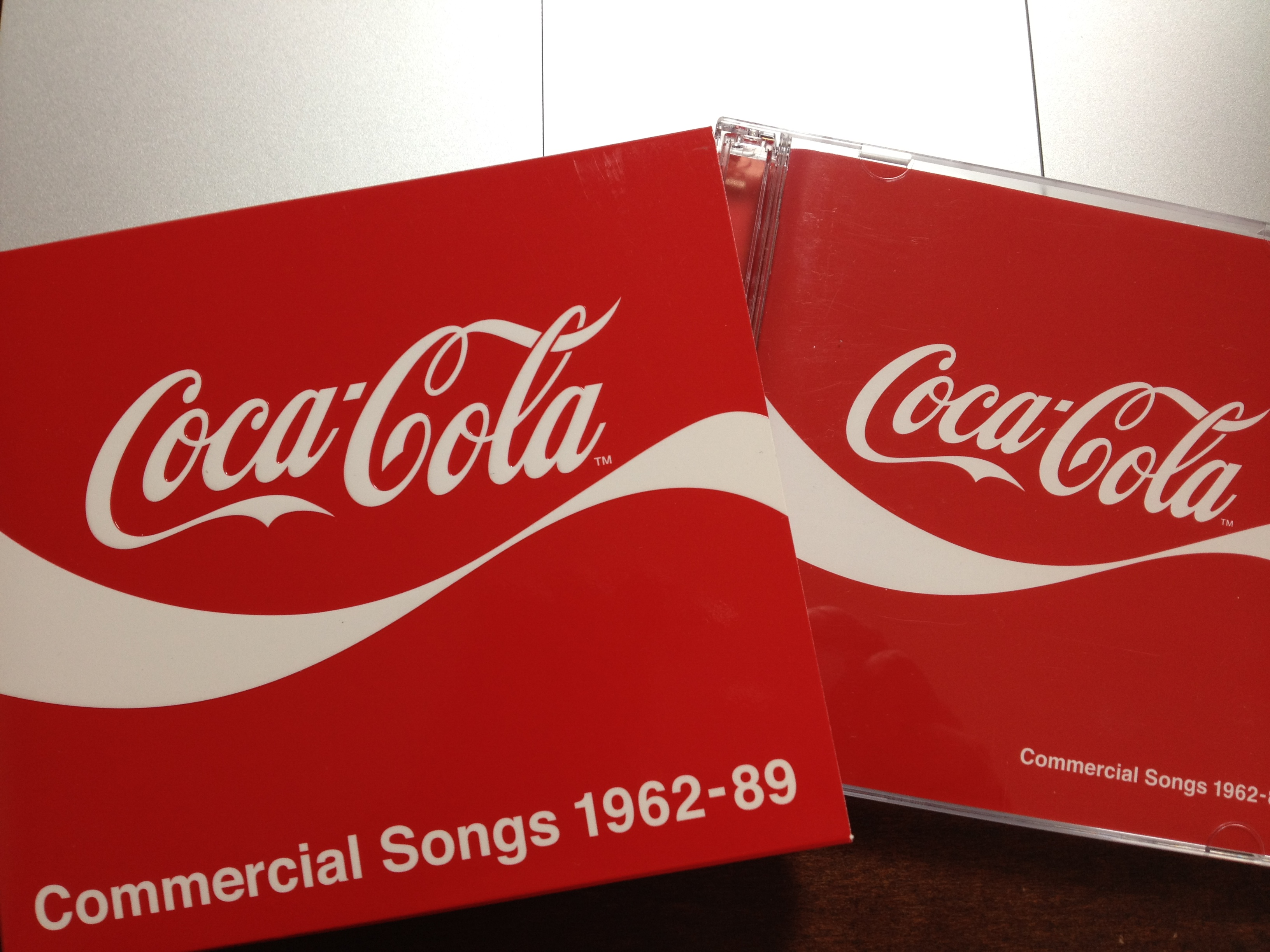 Coca Cola Commercial Songs 1962-89