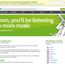 Spotify画面