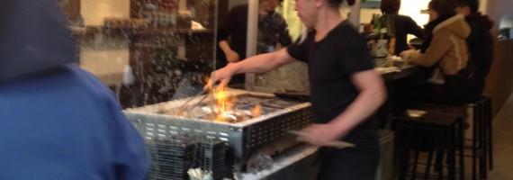 火と牡蠣と職人が生み出すJOY+WOW+LOVE FUN!