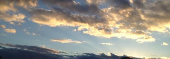 夕刻の風景の美しさを魅力にしてもいいね!