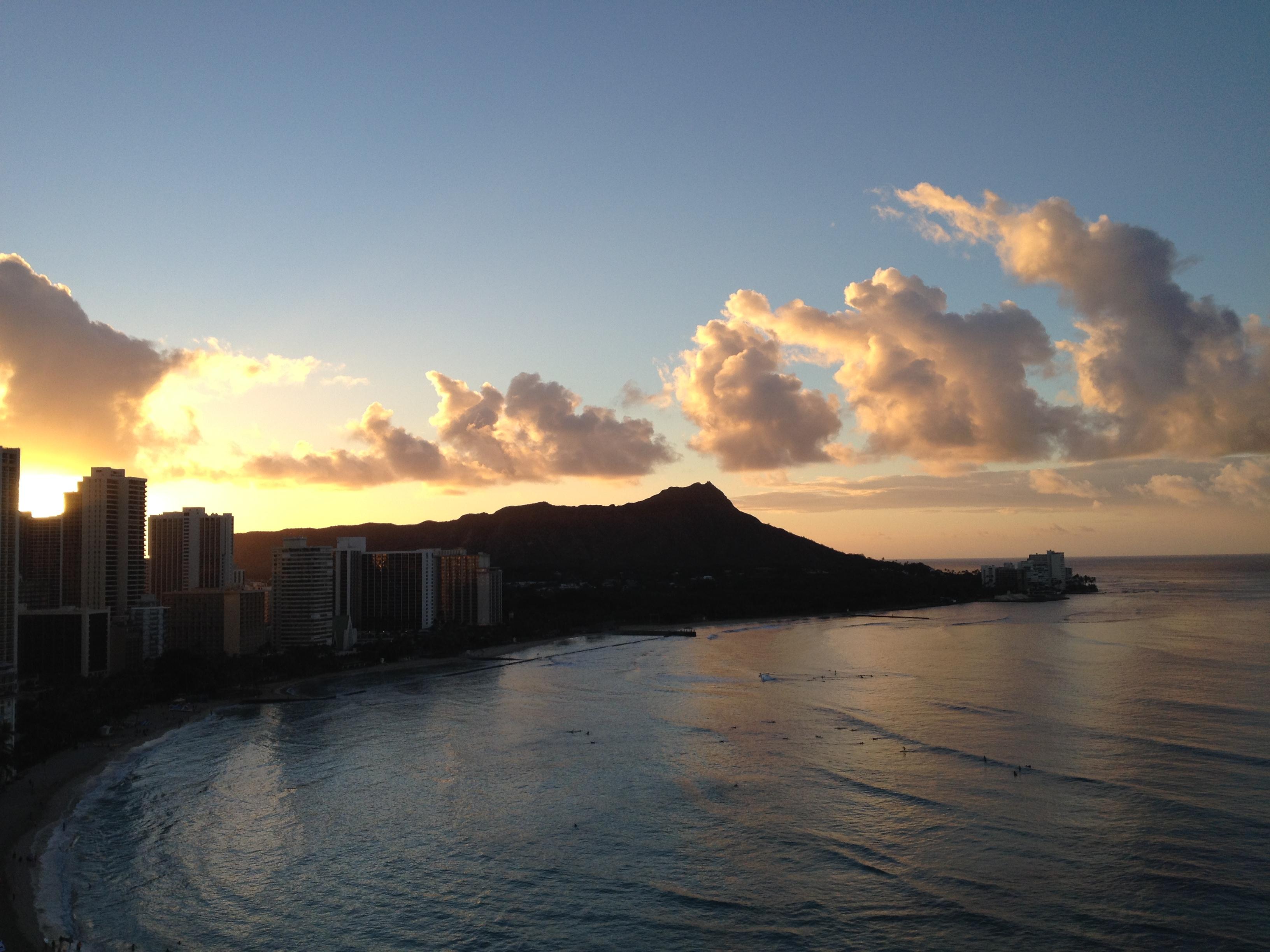 「ハワイ」も五感商品だね